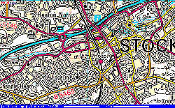 Maps - Old os maps